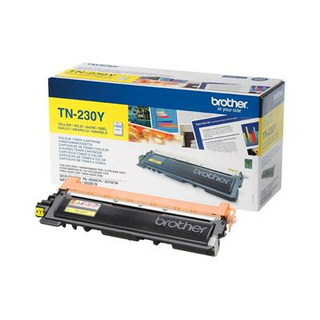 Brother TN-230Y Toner Yellow