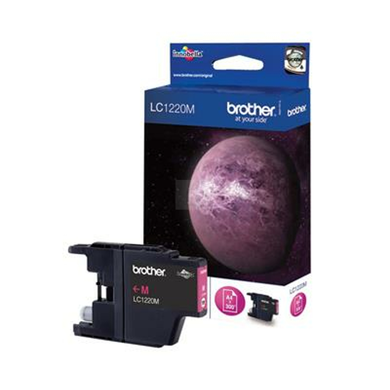 Brother LC-1220M Tinte Magenta