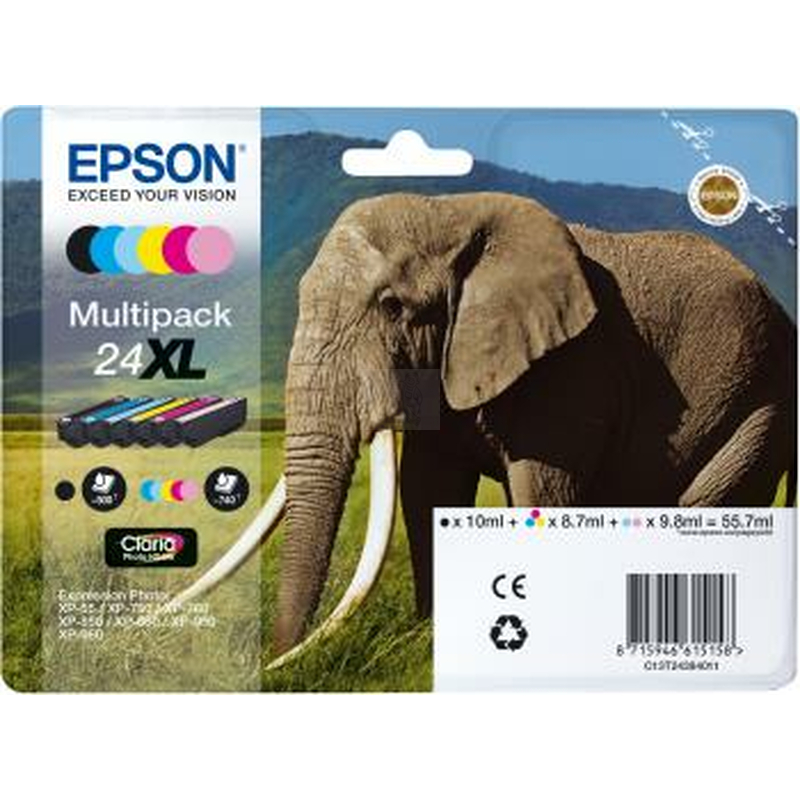 Epson Multipack 24 XL