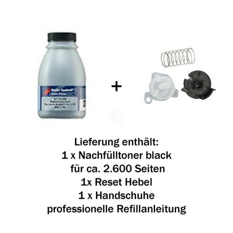 Refill-Set Brother TN-2320