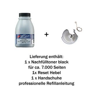 Refill-Set Brother TN-3170 kompatibel