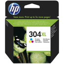 HP 304XL Tinte Color