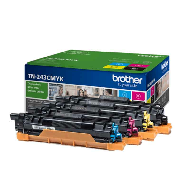 Brother TN-243CMYK Value Pack