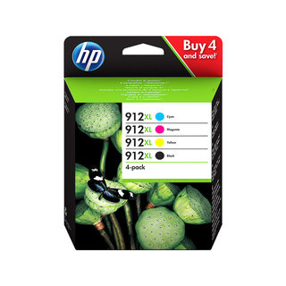 Original HP 3YP34AE / 912XL VALUE PACK